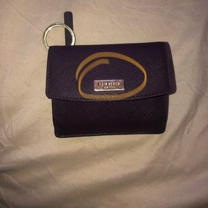 Purple Kate Spade wallet